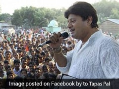 Actor-Politician Tapas Pal Dies Of Cardiac Arrest At 61
