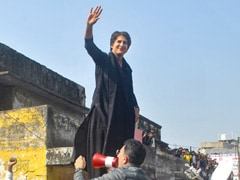 Madhya Pradesh Congress Leaders Want Priyanka Gandhi As Rajya Sabha Nominee