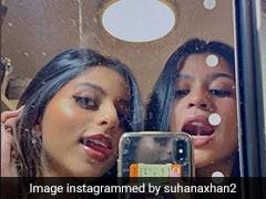 सुहाना खान की मिरर सेल्फी इंटरनेट पर हुई वायरल, इस अंदाज में नजर आईं शाहरुख की बिटिया