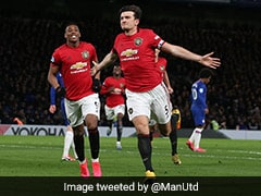 Manchester Uniteds Harry Maguire Had Predicted He Would Score Via Corner Against Chelsea
