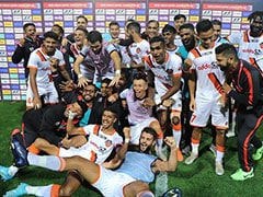 FC Goa Become First Indian Club To Reach AFC Champions League Group Stage