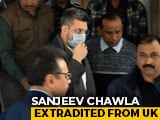 Video : Sanjeev Chawla, Accused In 2000 Match-Fixing Scandal, Extradited From UK