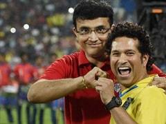 """""""Kismat Acha Hai"""": Sourav Ganguly's Hilarious Take On Sachin Tendulkar's Instagram Post Leaves Fans In Splits"""