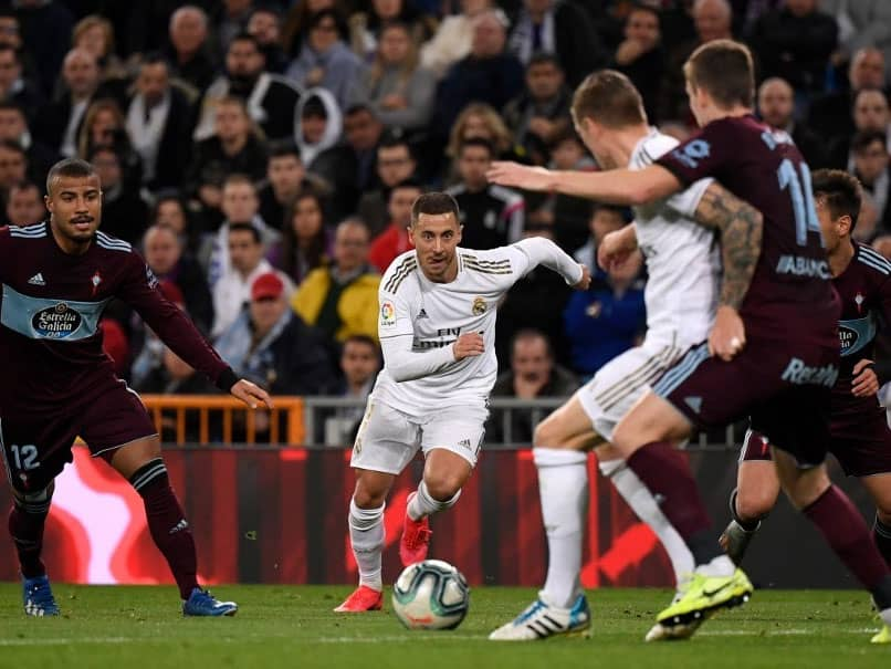Eden Hazard Return Poses Conundrum For Real Madrid As Clasico, Manchester City Loom