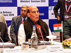 US, India Moving Towards Collaboration In Defence, Says Rajnath Singh