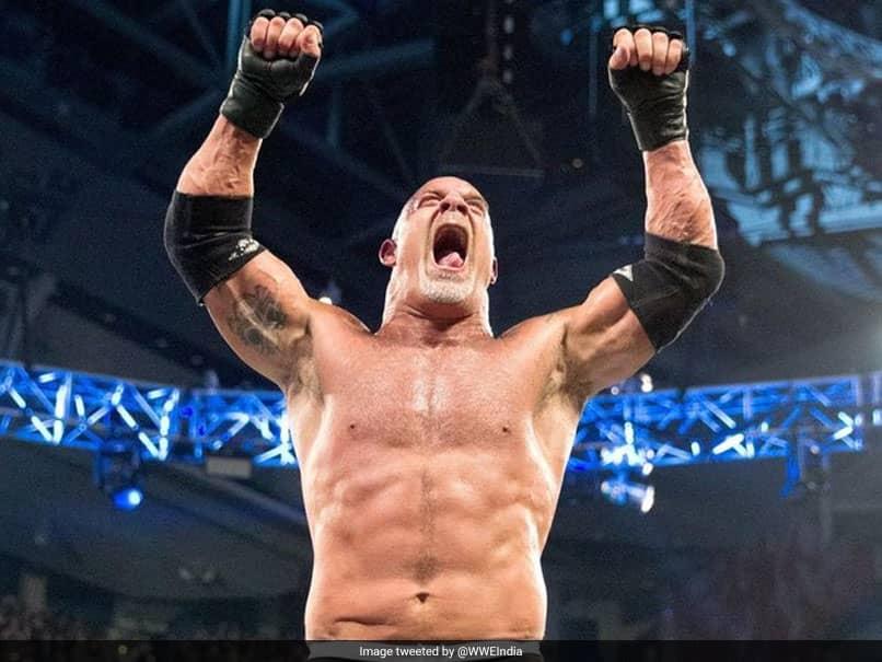 WWE: Goldberg Returns To Challenge The Fiend Bray Wyatt For Universal Title