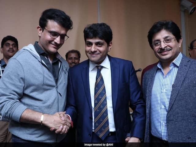 Avishek Dalmiya Becomes Youngest Cricket Association Of Bengal President