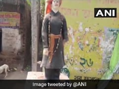 Swami Vivekananda's Statue Vandalised in Murshidabad District of Bengal
