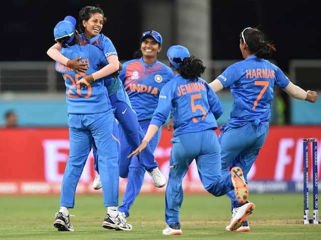 IND vs AUS: Poonam Yadavs Magical Spell Helps India Beat Australia By 17 Runs In Womens T20 World Cup Opener
