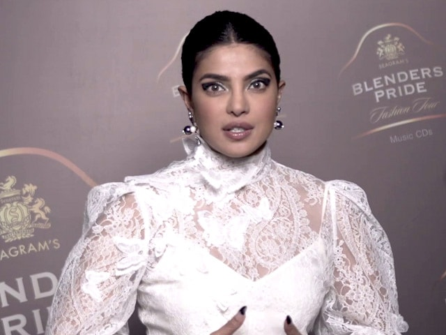 Video : Priyanka Chopra On Her Style Journey And Fashion Tips Learned Along The Way