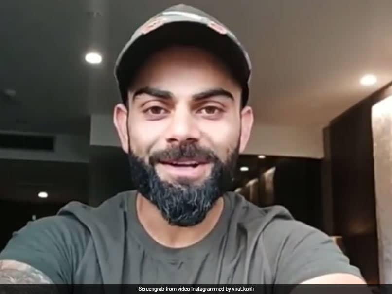 Watch: Virat Kohli Thanks Fans After Becoming First Indian To Cross 50-Million Mark On Instagram