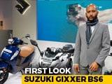 2020 Suzuki Gixxer Series Unveiled | Auto Expo 2020