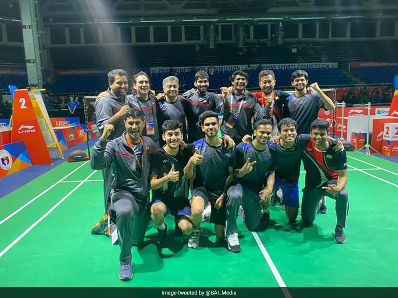 Asia Team Championship: India Beat Thailand 3-2 In Quarter-Finals