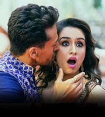 Tiger Shroff Reveals He Had A 'Huge Crush' On Shraddha. Her Epic Reaction