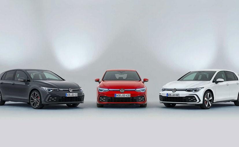 2020 Geneva Motor Show: Volkswagen Reveals The Golf GTI, GTE And GTD