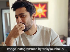 Vicky Kaushal Is All For Home-Cooked Food, Here's Proof