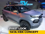 Video : Tata HBX Concept First Look