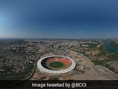 "Motera Stadium: BCCI Shares Aerial View Of ""Worlds Largest"" Cricket Facility. Post Goes Viral"