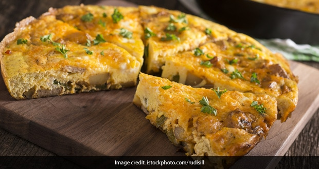 Try this Amazing High Protein egg Kulcha Recipe for your sunday breakfast