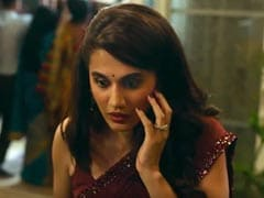 Taapsee Pannu's <i>Thappad</i> Trailer Gets A Big Shout-Out From Smriti Irani