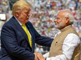 Video : Grand Welcome In Ahmedabad For US President Donald Trump, Other Top Stories