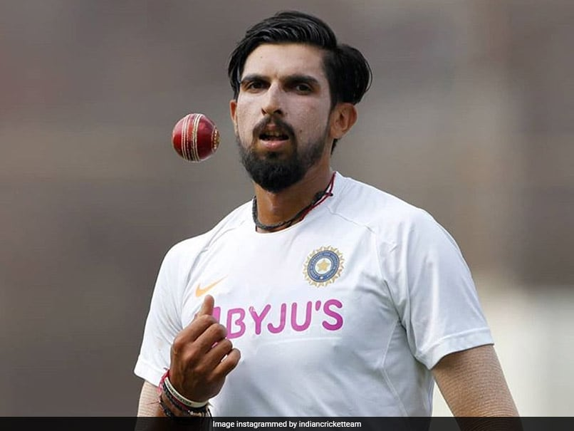 NZ vs IND: Ishant Sharma Clears Fitness Test, Set To Join Team India In New Zealand