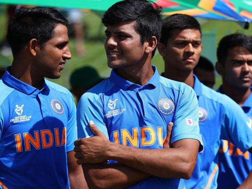 """India Captain Priyam Garg Slams Bangladeshs """"Bad"""" Reaction After U-19 World Cup Final"""