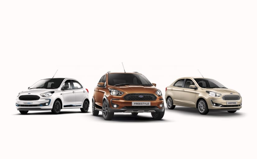 Ford Figo, Aspire & Freestyle Upgraded To BS6 Norms; Prices Start At ₹ 5.39 Lakh