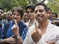 """Don't Be Lazy"": Priyanka Gandhi To Delhi Residents As Voters Head To Polls"