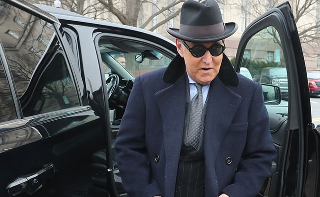 Trump Adviser Roger Stone To Be Sentenced For Lying To Congress, Witness Tampering