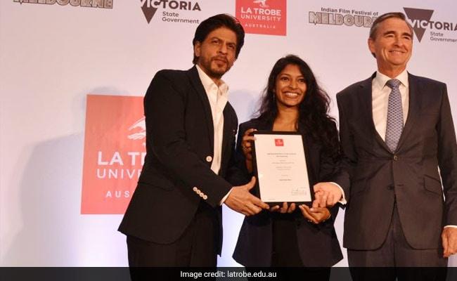 Kerala Researcher Bags Rs 94 Lakh Worth Shah Rukh Khan-La Trobe Scholarship