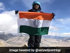 PM Congratulates 12-Year-Old For Scaling South America's Highest Peak