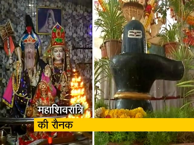 Videos : महाशिवरात्रि में हर-हर महादेव
