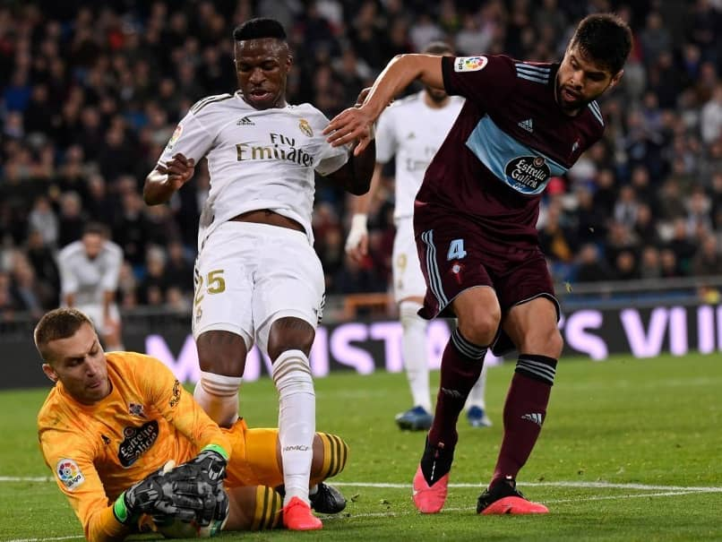 La Liga: Celta Vigo Score Late Equaliser To Halt Real Madrids Winning Streak
