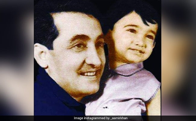 Aamir Khan Remembers Father Tahir Hussain With A Throwback Pic On His Death Anniversary