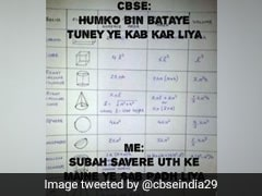 Memes, Question Bank: CBSE's Formula To Help Students Through The Exam