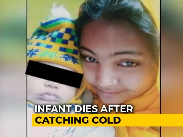 Video : Shaheen Bagh Protest: 4-Month Baby Dies Due To Cold
