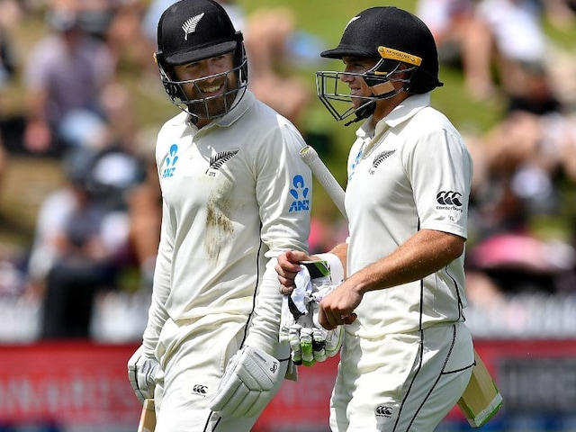 New Zealand vs India 2nd Test Day 1 Live Score: Rain Delays Toss In Christchurch