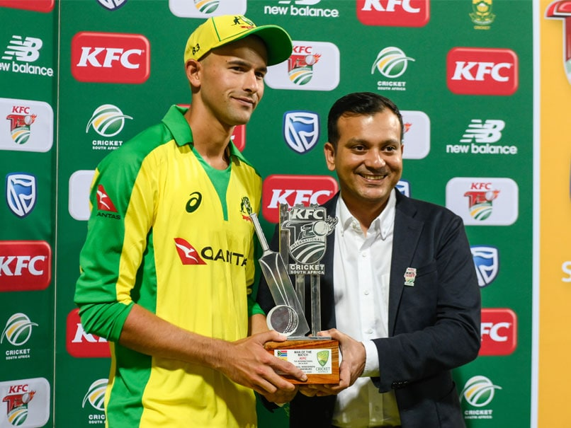 "South Africa vs Australia: Hat-Trick Hero Ashton Agars ""Favourite Player"" Is This ""Rockstar"" India All-Rounder"