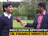 Video : Watch: What Narayana Murthy's Son-In-Law Told NDTV On Joining Politics In 2015