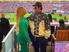 Jay-Z Seen Sitting During National Anthem At Super Bowl. His Response