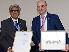 RWTH Aachen University Confers Honorary Fellow Award to IIT Madras Director