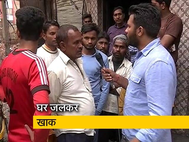 Videos : दिल्ली हिंसा: BSF जवान का घर भी लूटा गया