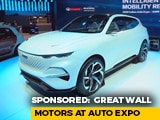 Video : Sponsored: Great Wall Motors At Auto Expo 2020