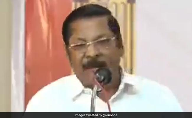 'TV Media Like Mumbai Red Light Areas': DMK Leader's Shocker