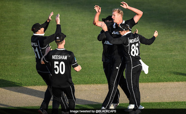 New Zealand vs India 2nd ODI Score, NZ vs IND Live Match Today:India Lost To New Zealand By 22 Runs And Lost The Series Also