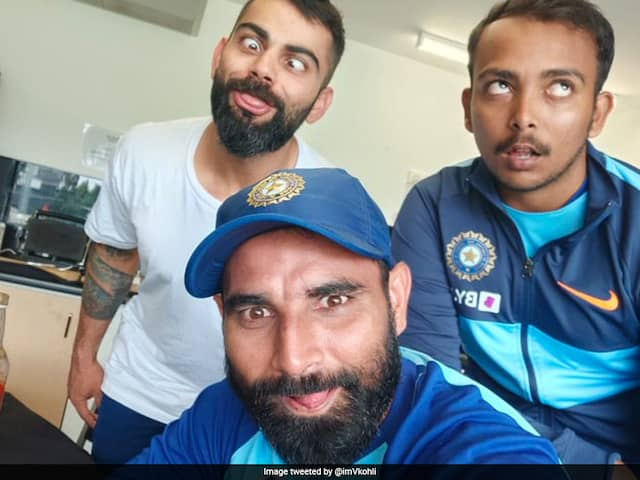 "IND vs NZ: Virat Kohlis Latest Tweet Provides Fans With ""Next Meme Material"""