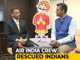 Video : Pilot Who Carried Out Coronavirus-Hit Wuhan Evacuation Speaks To NDTV