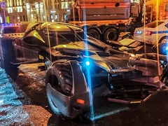 "Homemade ""Batmobile"" Worth Over $8,00,000 Seized In Russia"