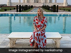 """Feat Of Endurance, Love"": Ivanka Trump Praises Girl Who Cycled 1200 km"